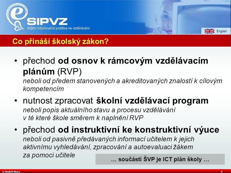 © Radek Maca15 zákony 15 w w w.e - g r a m.