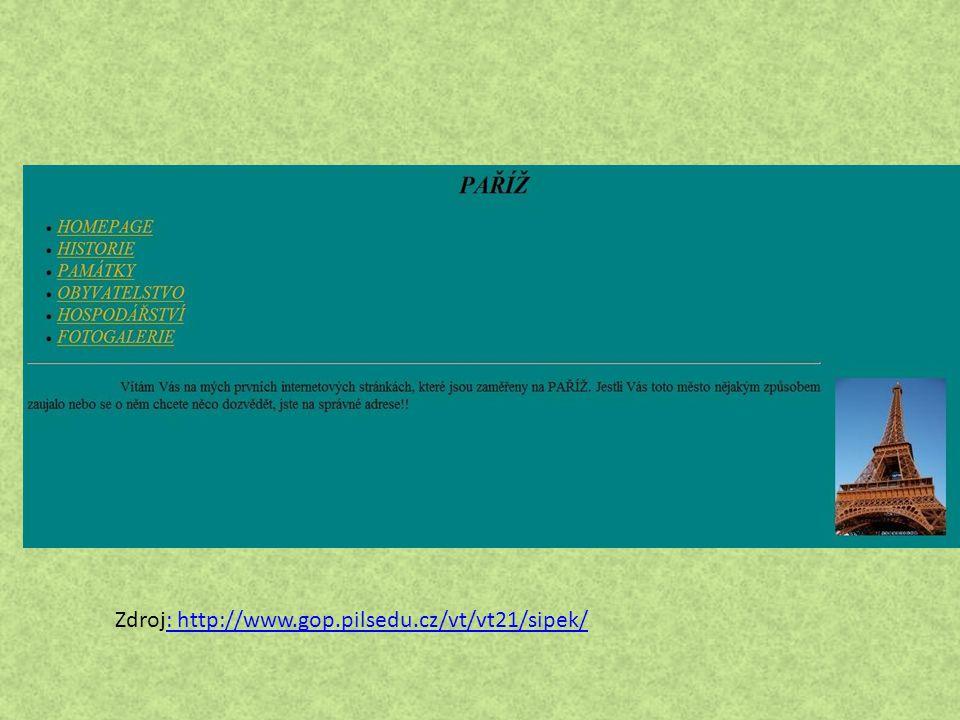 Příklad dalších jazyků na tvorbu webu PHP - je skriptovací programovací jazyk, určený především pro programování dynamických internetových stránek.