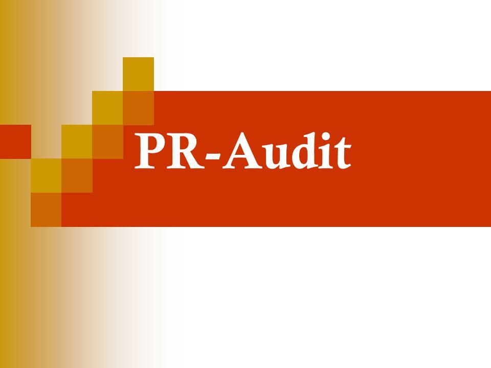 PR-Audit