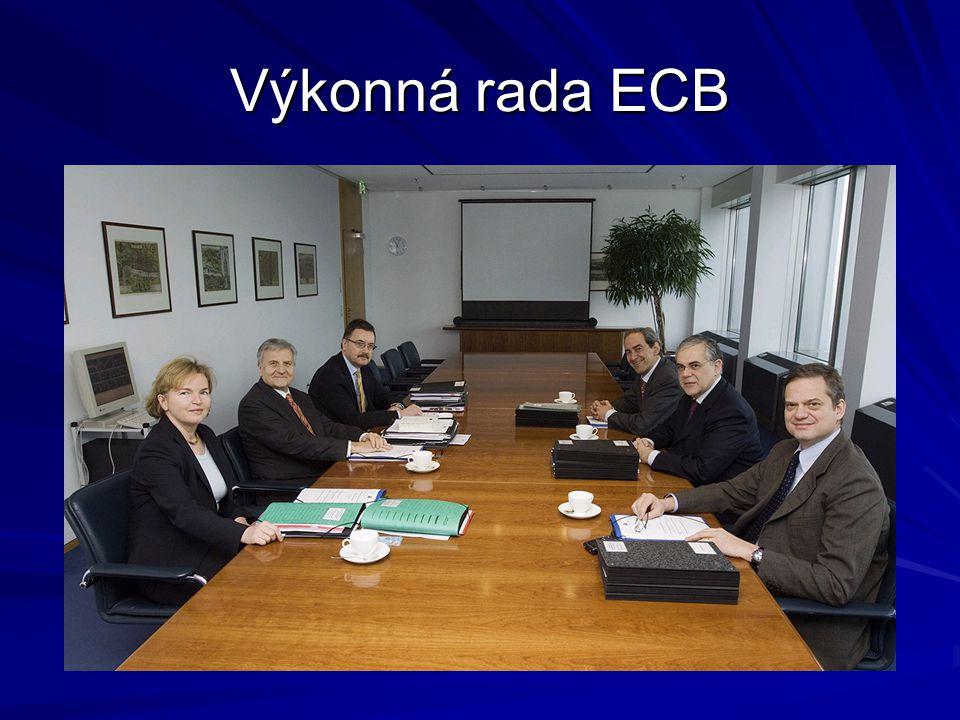 Výkonná rada ECB