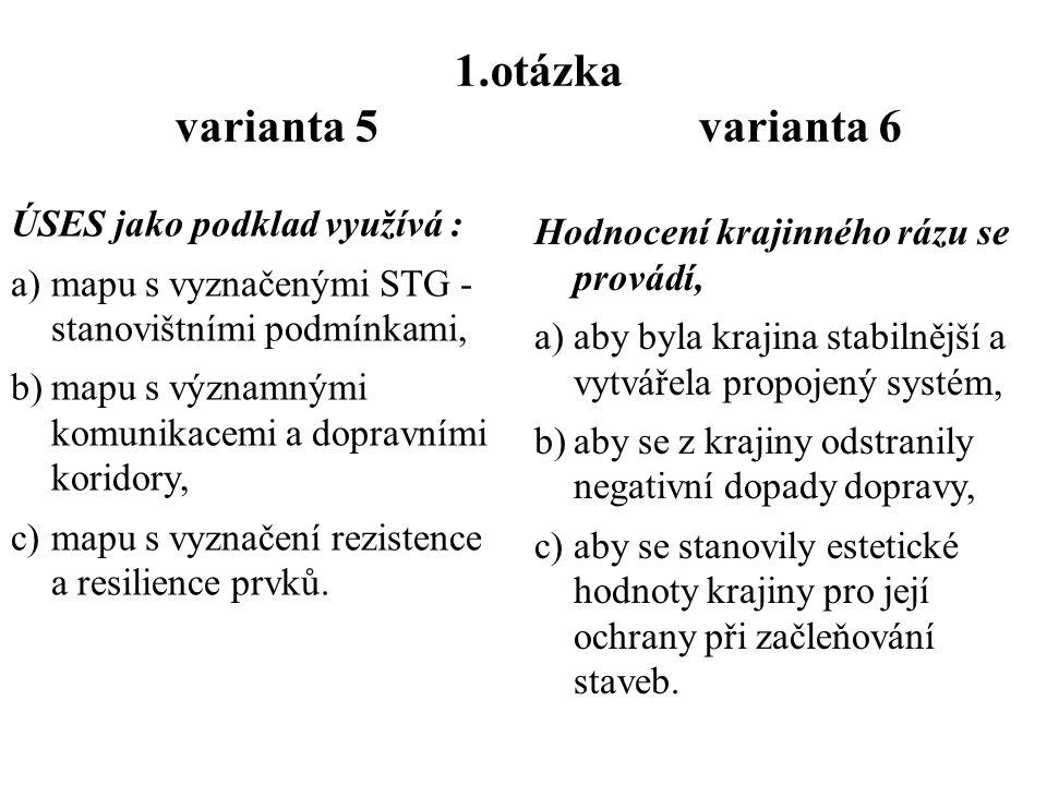 Písemka č.2  jméno, kruh, varianta 5, 6  Odpověď – 1 a b, 2 b 3 a b c  6 x 55 sekund opisování 