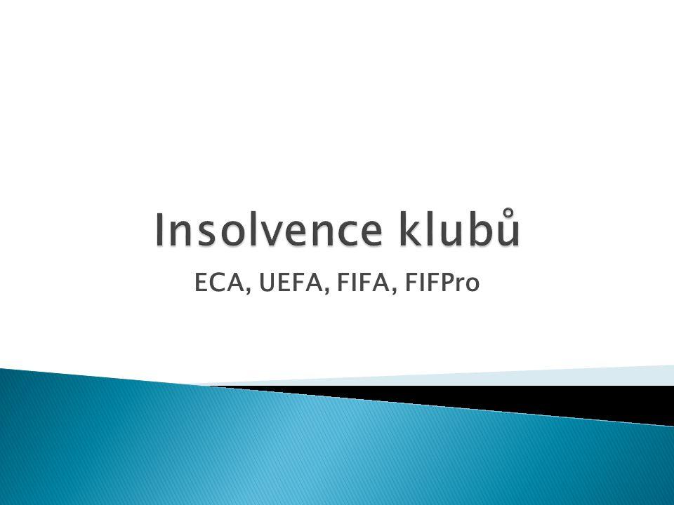 ECA, UEFA, FIFA, FIFPro