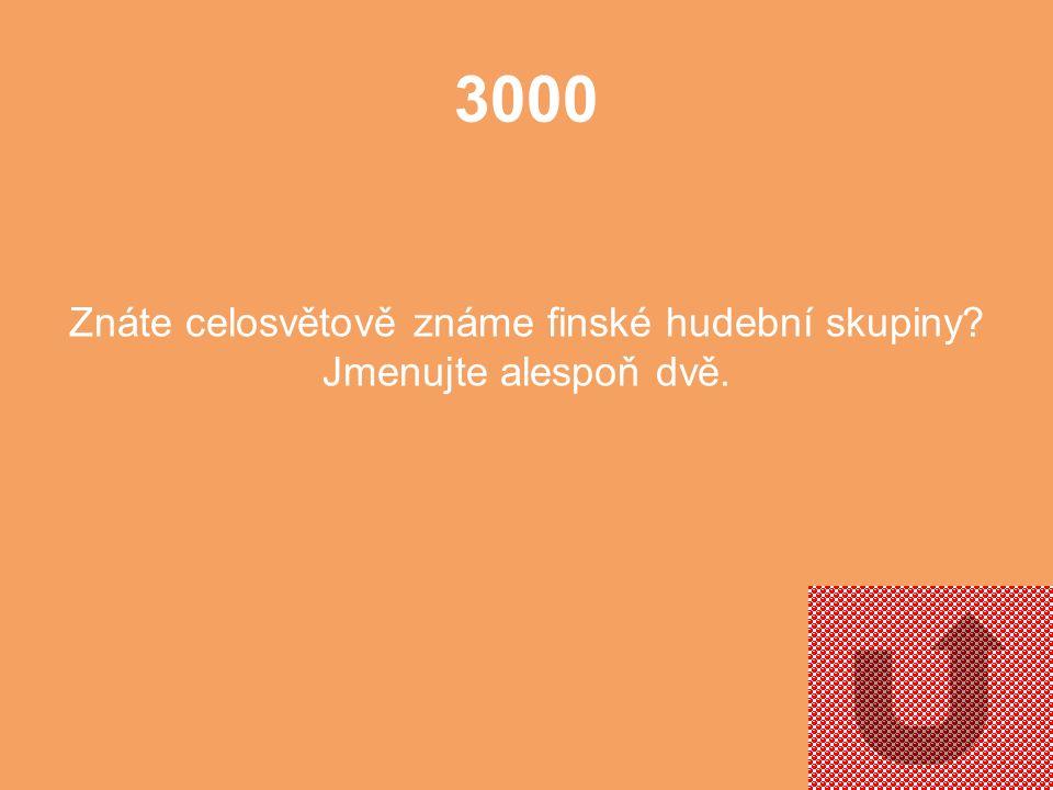 2000 Do jaké jazykové rodiny patří finština