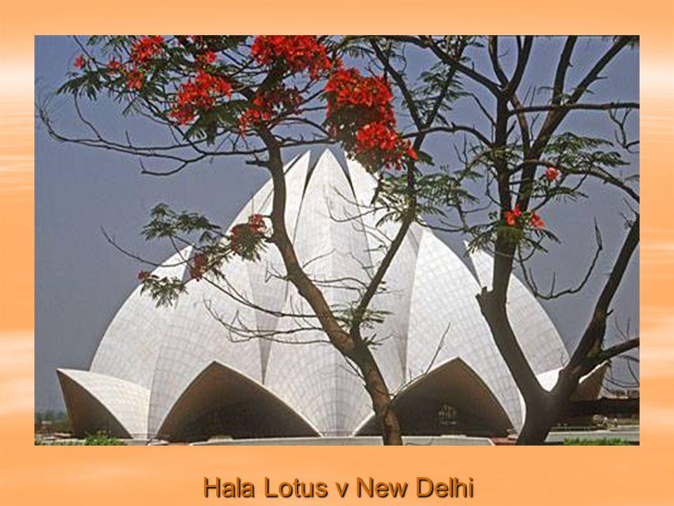 Indická brána v New Delhi