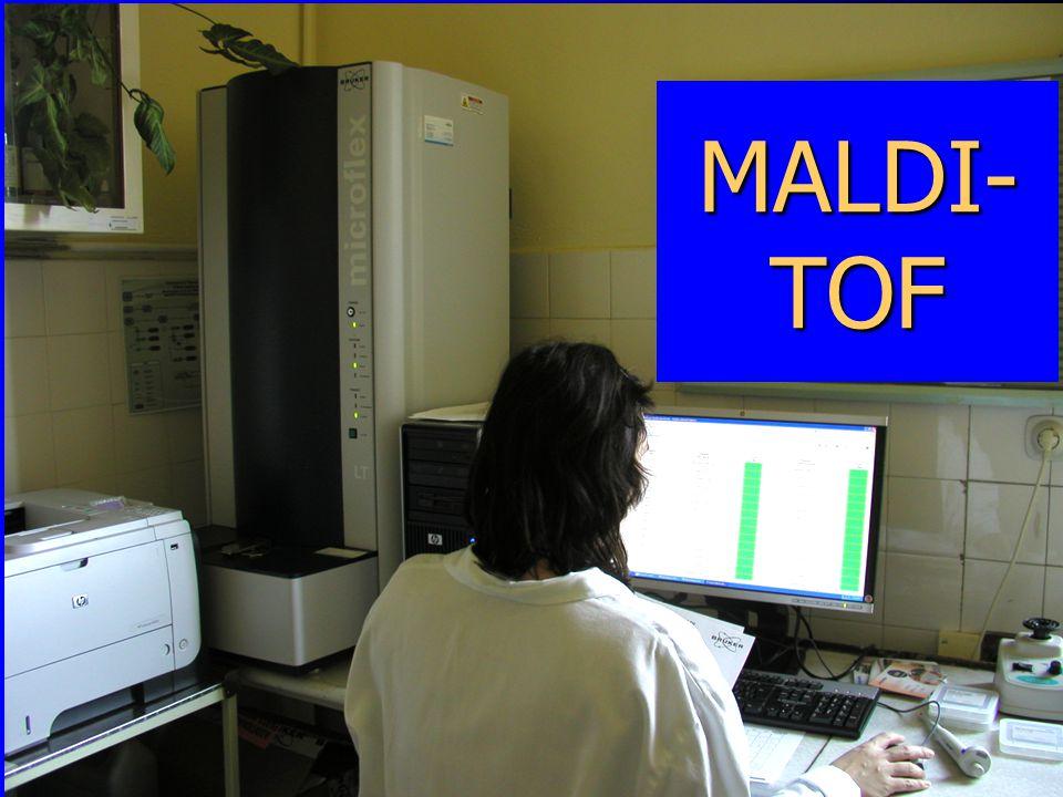 MALDI- TOF