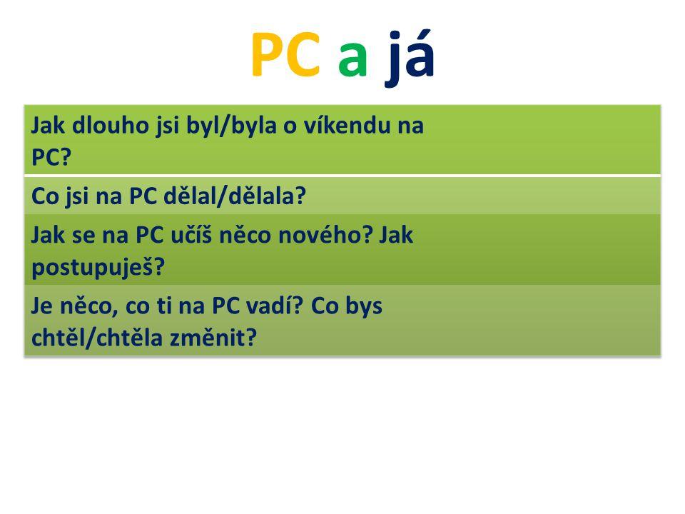 PC a já