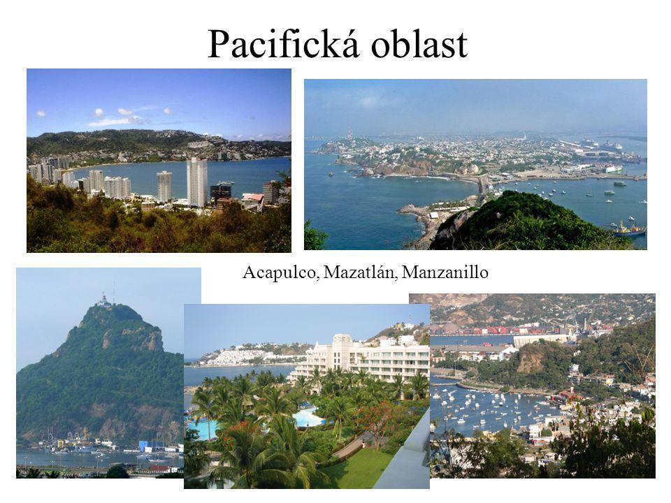 Mexický záliv Tampico Veracruz