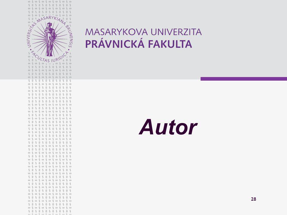 28 Autor
