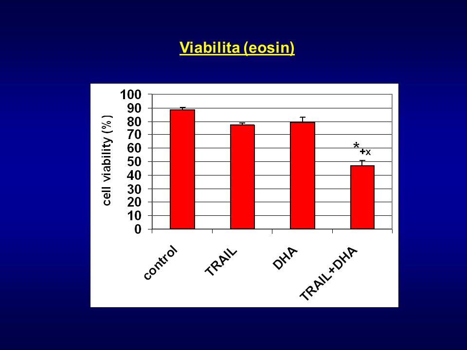 Viabilita (eosin)