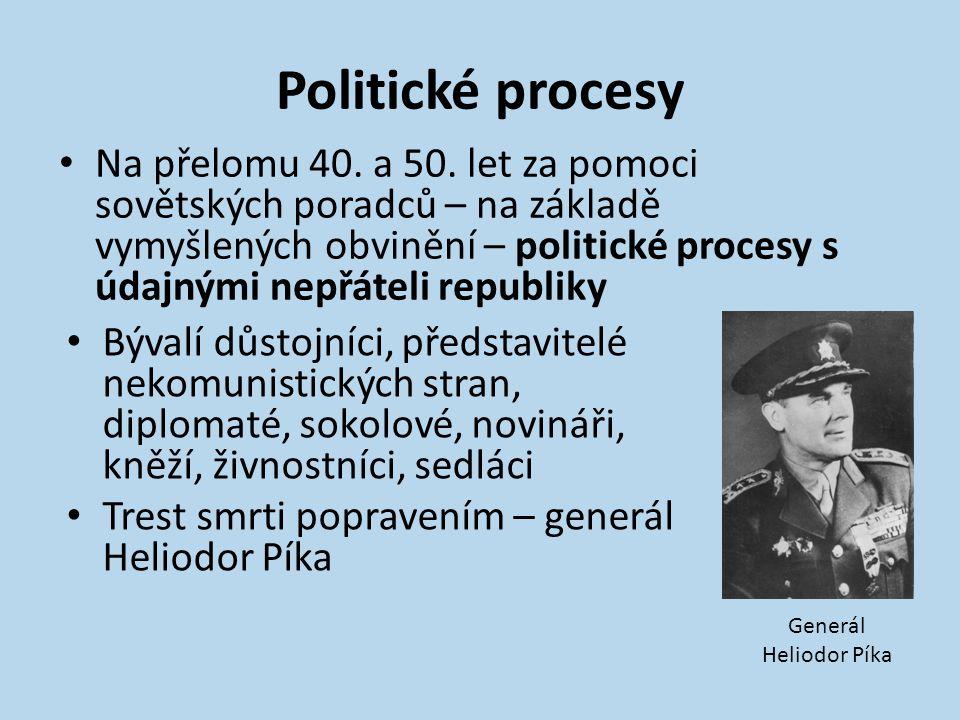 Milada Horáková Proces s poslankyní Národního shromáždění Dr.