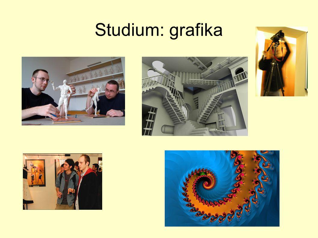 Studium: grafika