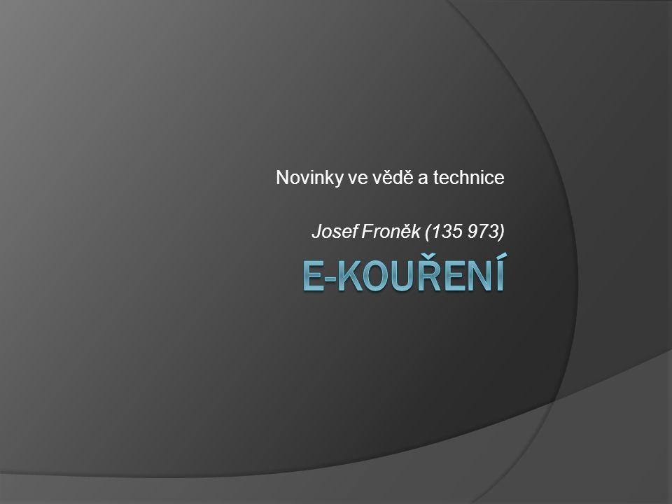 Novinky ve vědě a technice Josef Froněk (135 973)