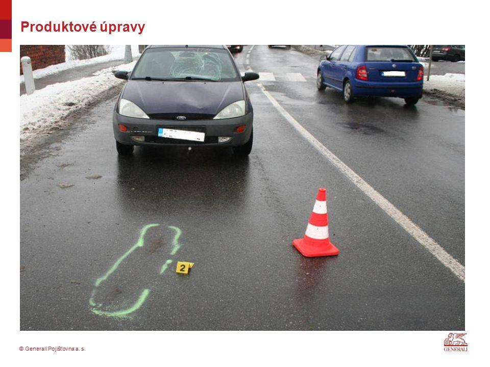 © Generali Pojišťovna a. s. Produktové úpravy