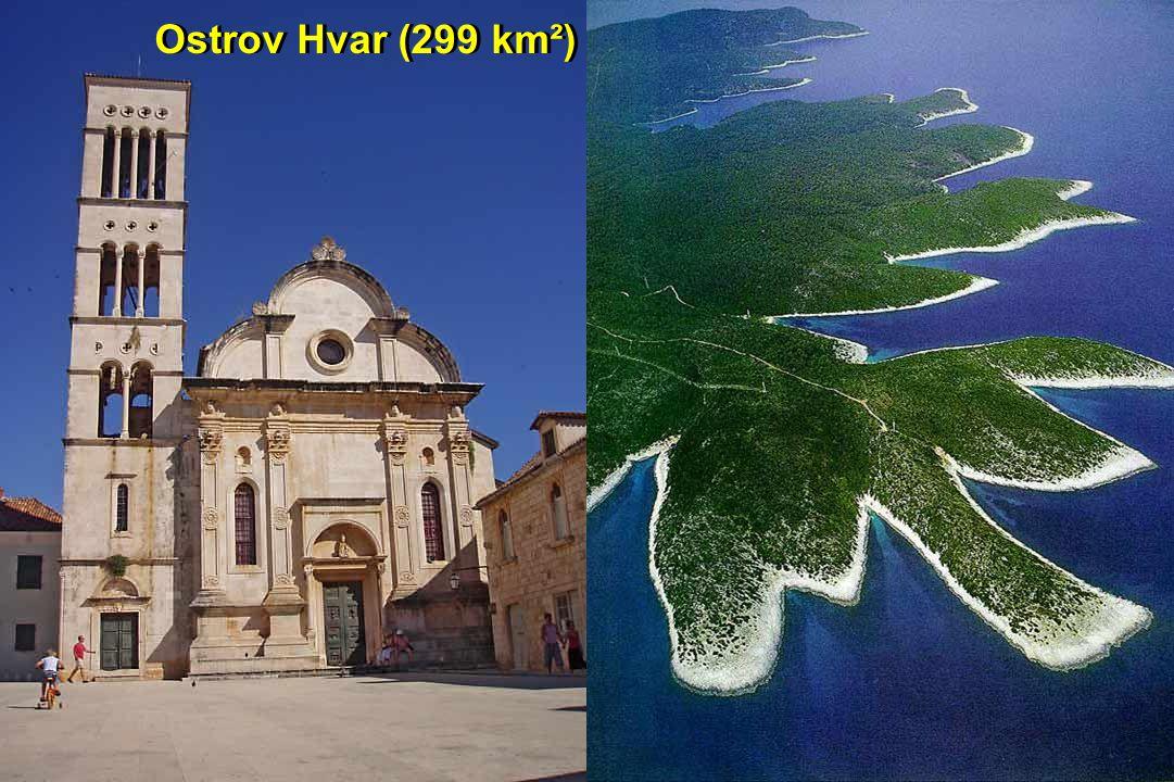 Město Vela luka na Korčuli