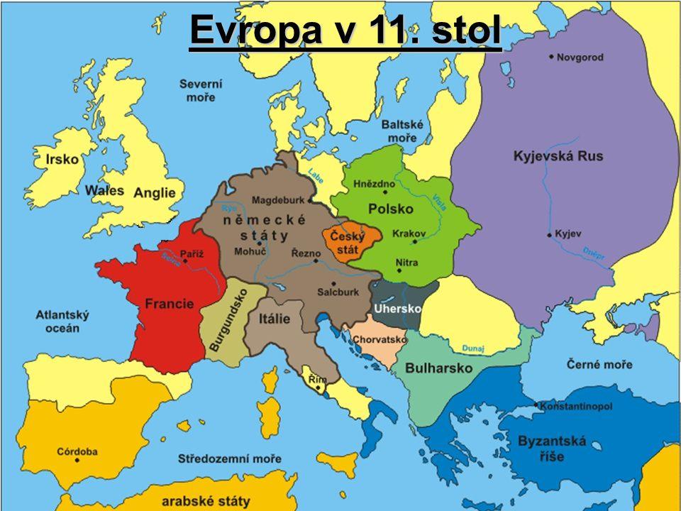Evropa v 11. stol