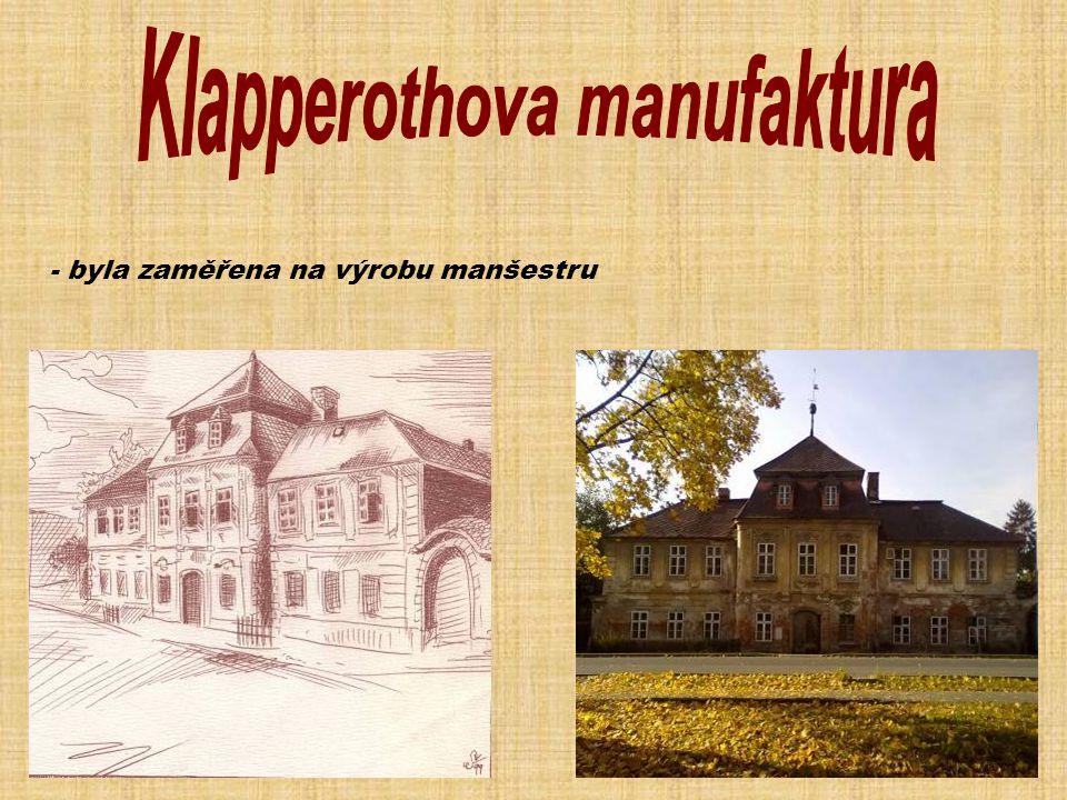 - budova byla postavena roku 1907 na předměstí