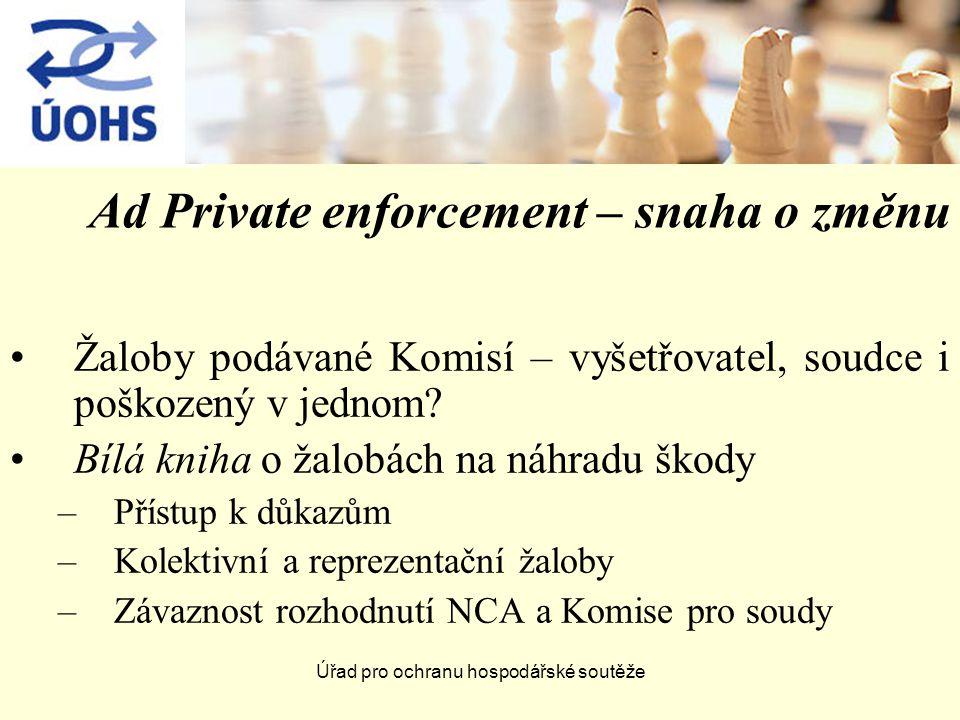 Úřad pro ochranu hospodářské soutěže 1.