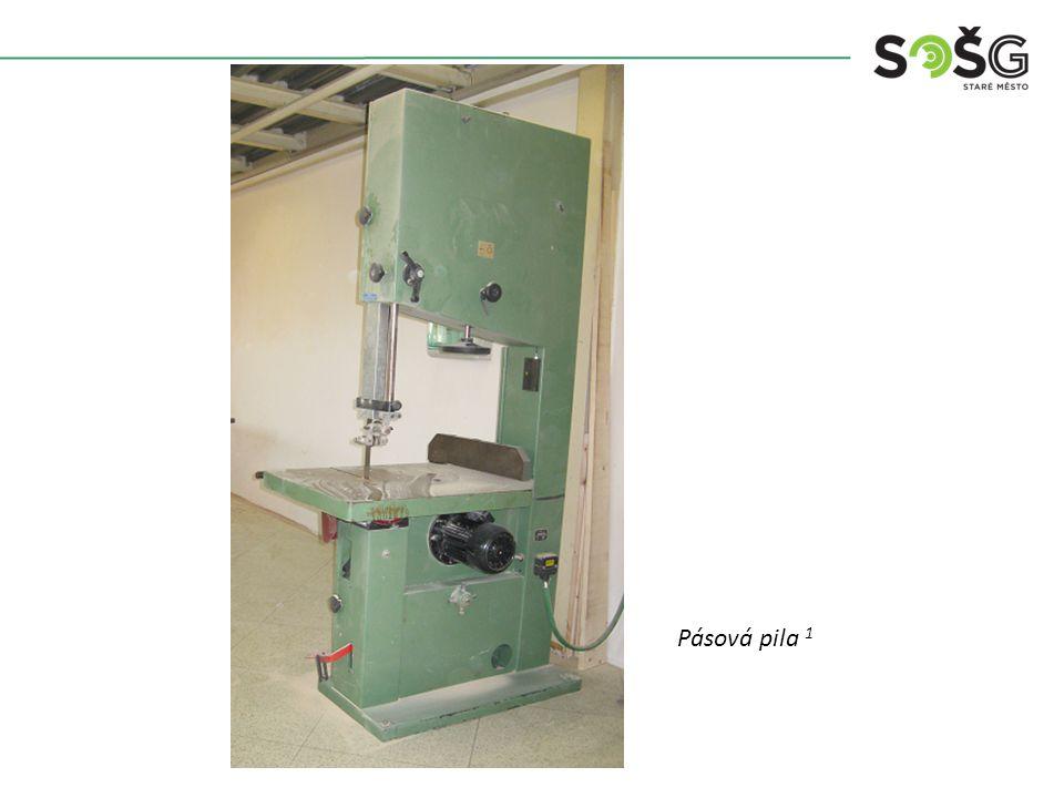 POUŽITÍ : Stroj je určen pro přímočaré i křivočaré řezání přířezů a dílců.