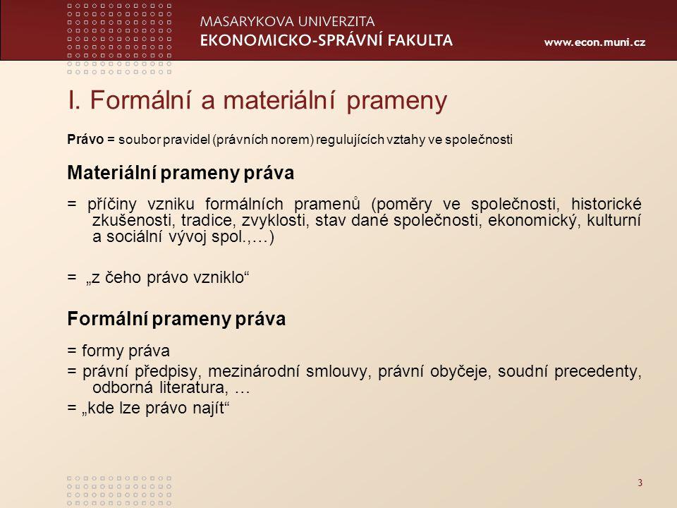 www.econ.muni.cz 3 I.