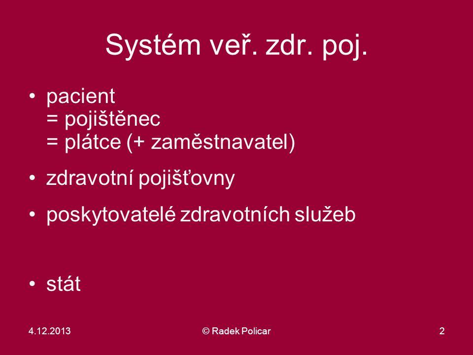 2 Systém veř. zdr. poj.