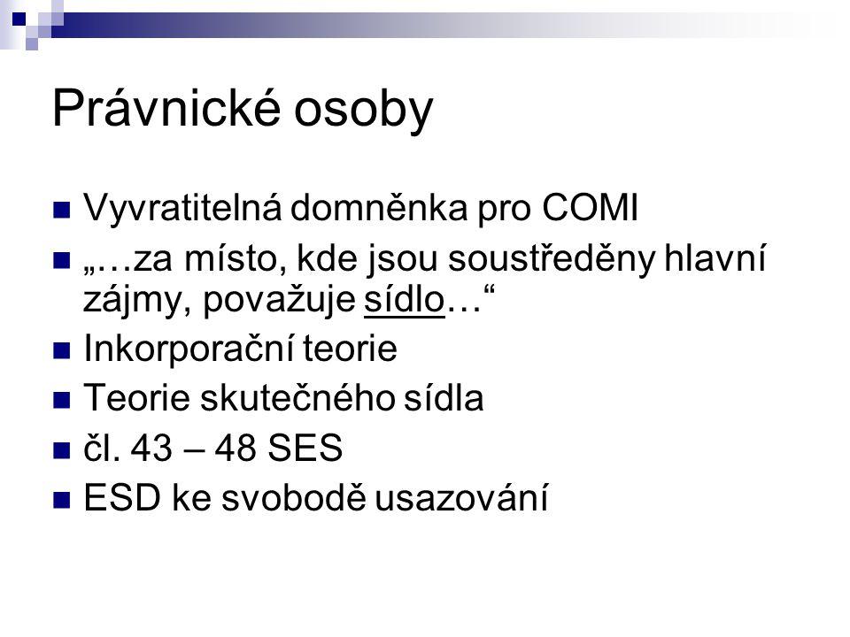 Definice COMI.Čl.