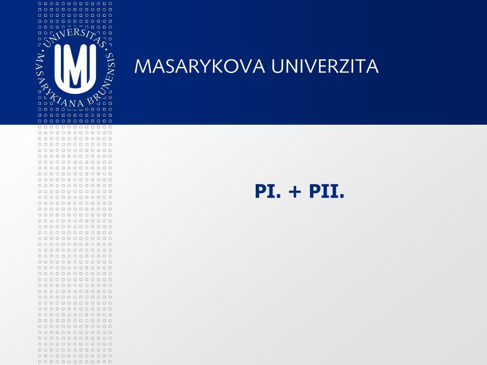 PI. + PII.