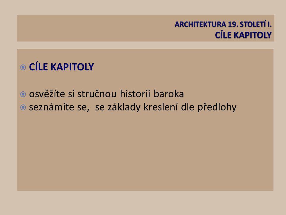  RYCHLÝ NÁHLED A OBSAH TÉTO KAPITOLY  Empír, zvaný také císařským slohem, byl druhou fází klasicismu, resp.