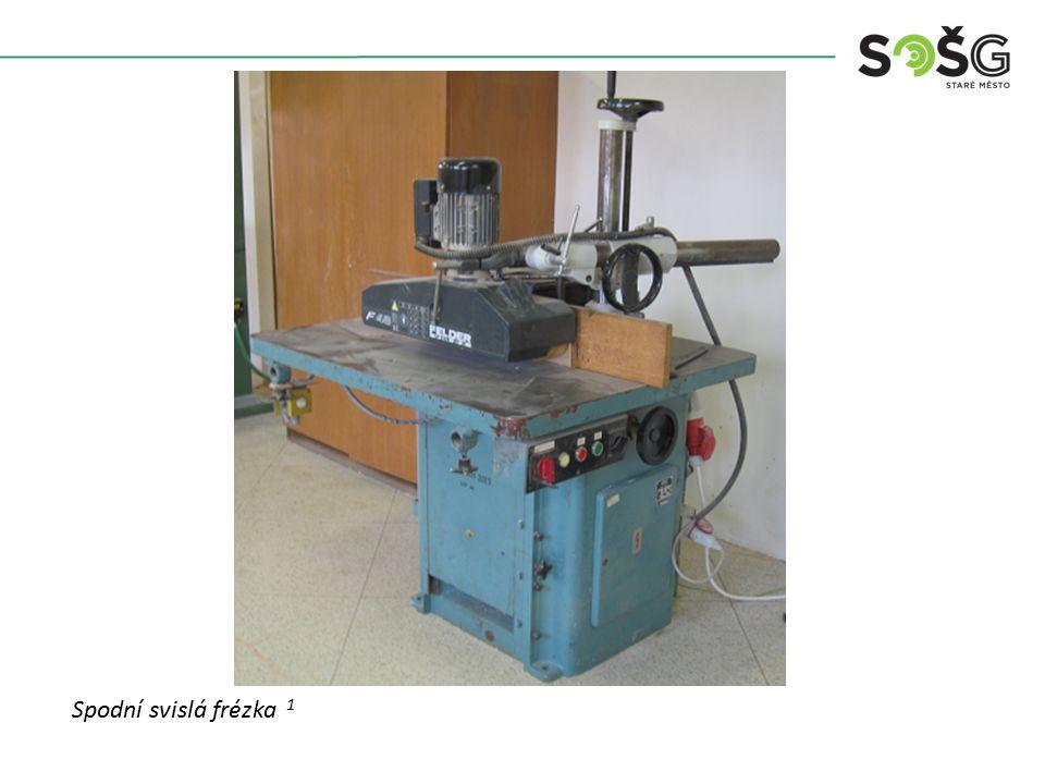 POUŽITÍ : Používá se pro frézování přímočarých (s pravítkem), nebo křivočarých (se šablonou) boků.