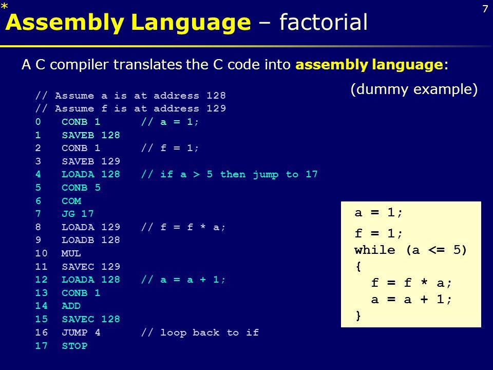 28 Převody mezi číselnými soustavami Příklad: Převeďte hexadecimální číslo 2AC7 na dekadické.