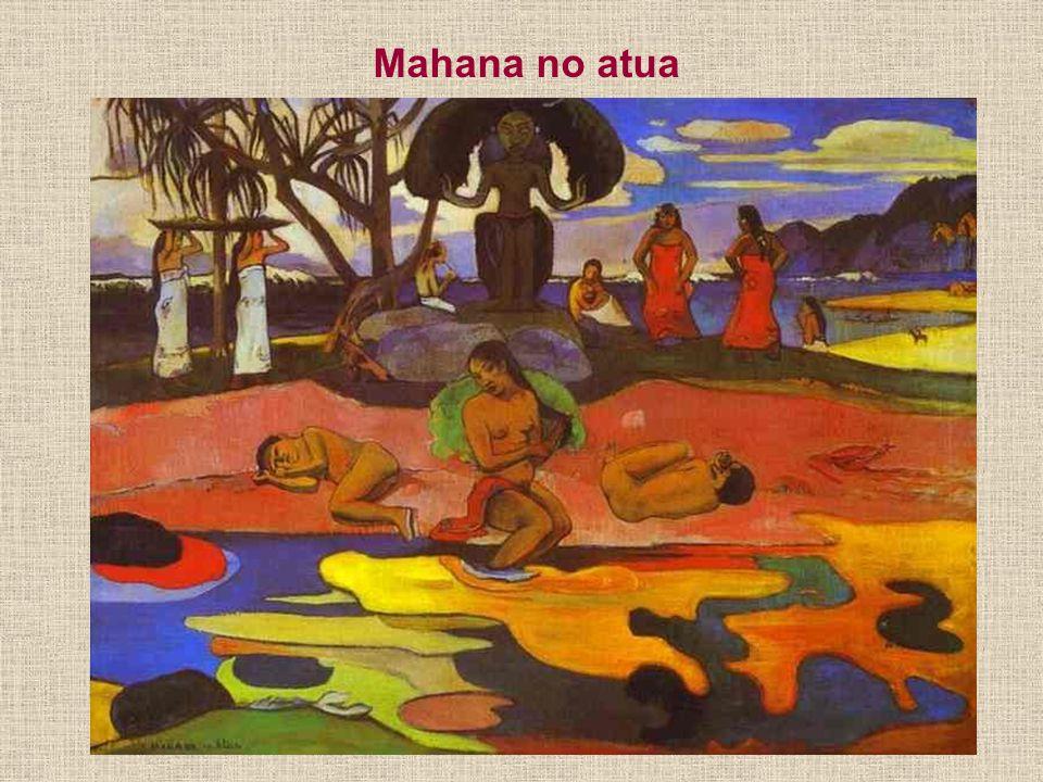 Mahana no atua