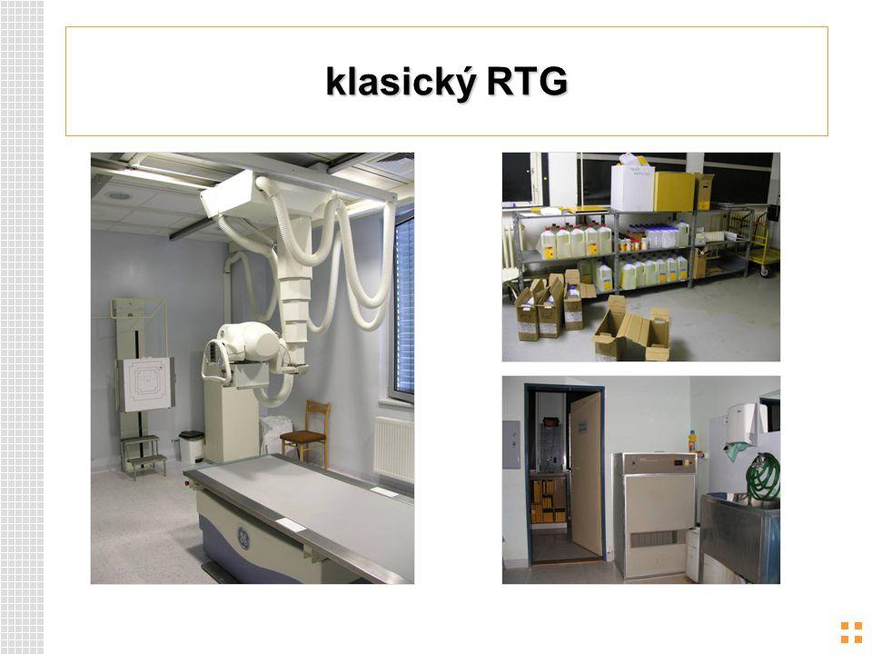 klasický RTG