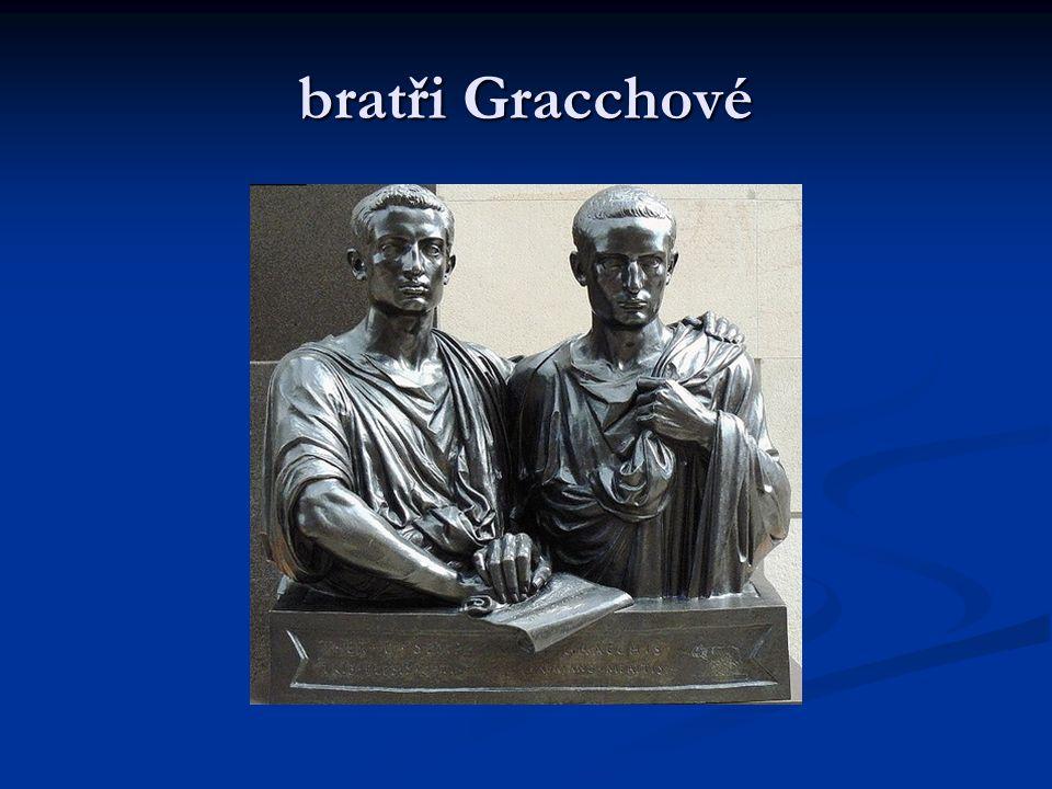 bratři Gracchové