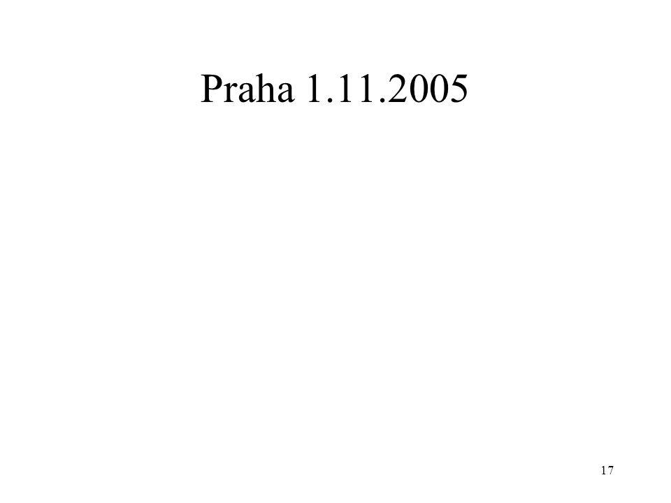 17 Praha 1.11.2005