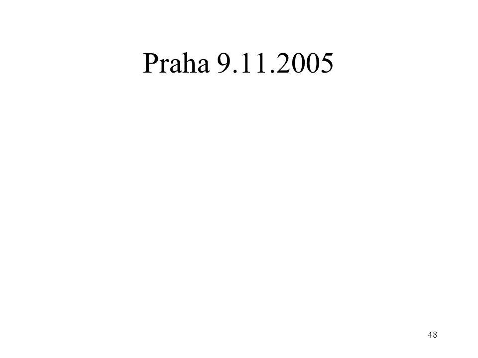 48 Praha 9.11.2005