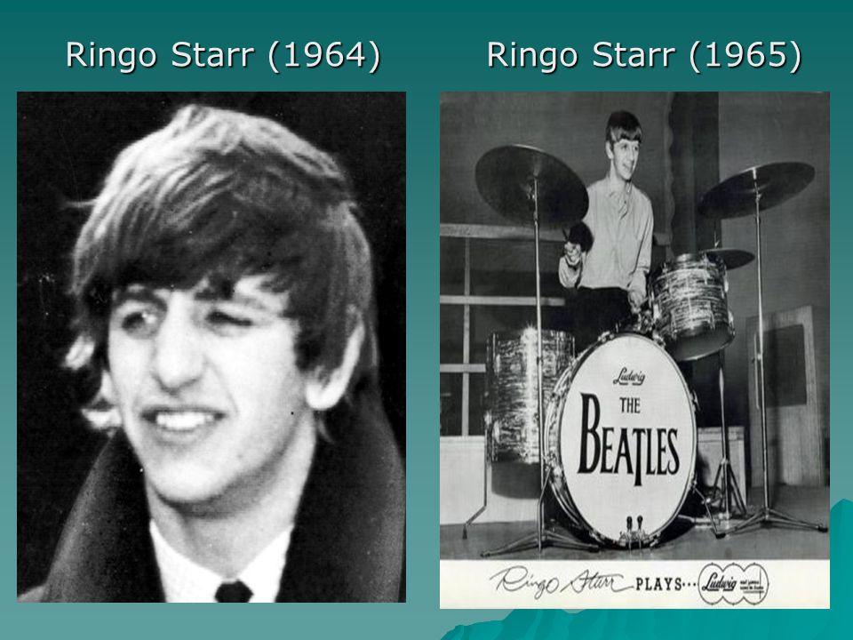 George Harrison (1964) George Harrison (1987) George Harrison (1964) George Harrison (1987)