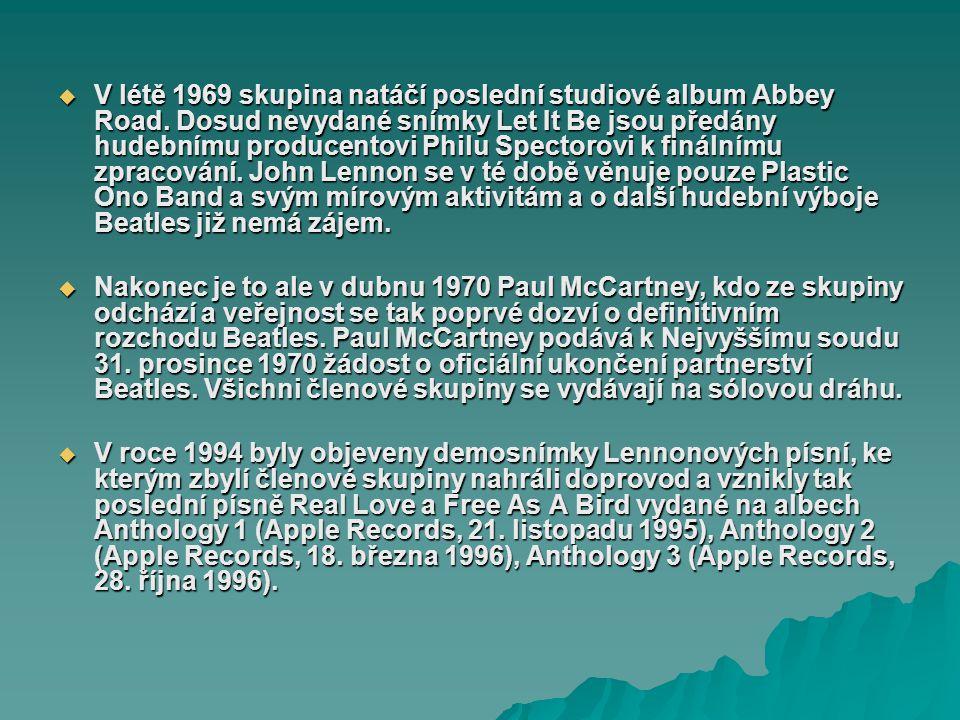 Špičku populární hudby v té době zdaleka nereprezentovali jen Beatles. V USA se prosazují skupiny jako např. Beach Boys, Byrds, Buffalo Springfield, M