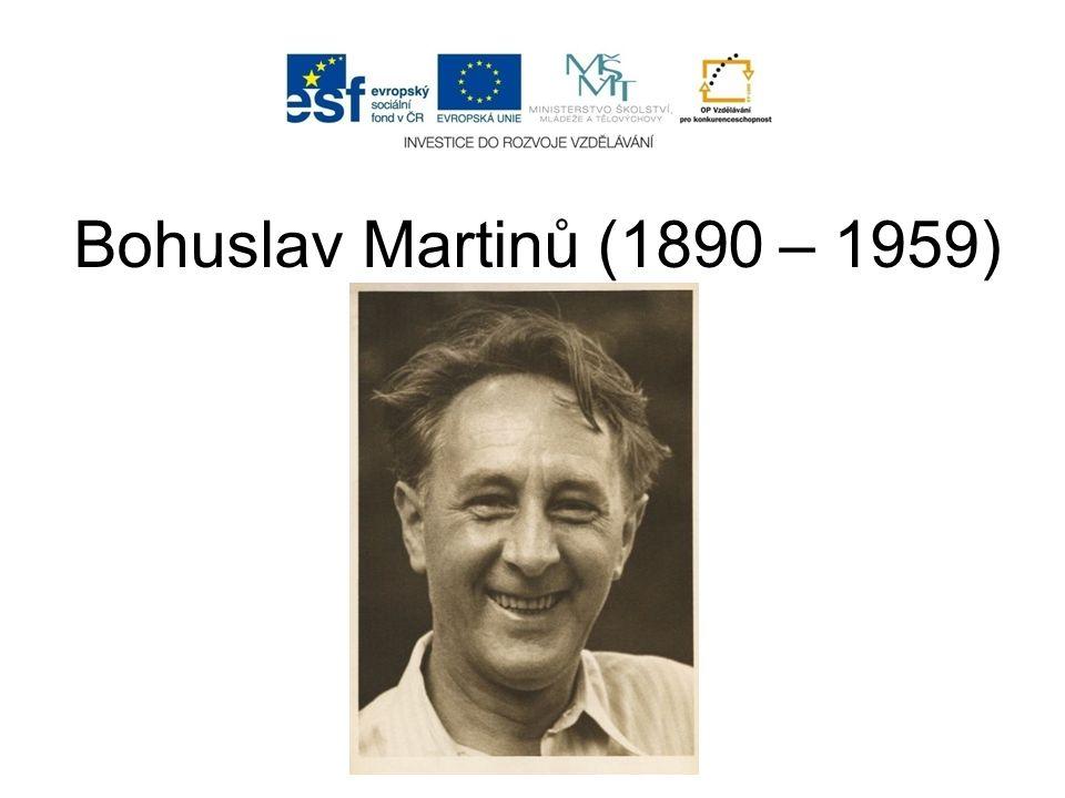  narodil se v Poličce  studoval na konzervatoři v Praze, ale studia nedokončil  stal se 2.