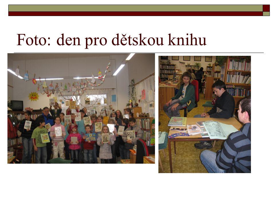 Foto: den pro dětskou knihu