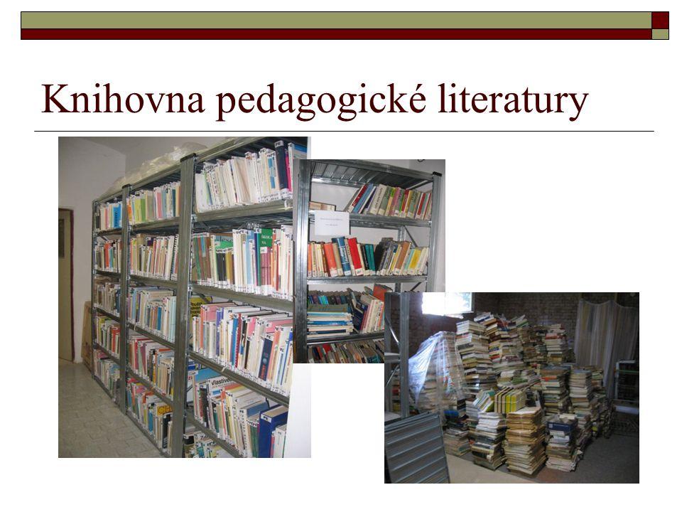 Knihovna pedagogické literatury