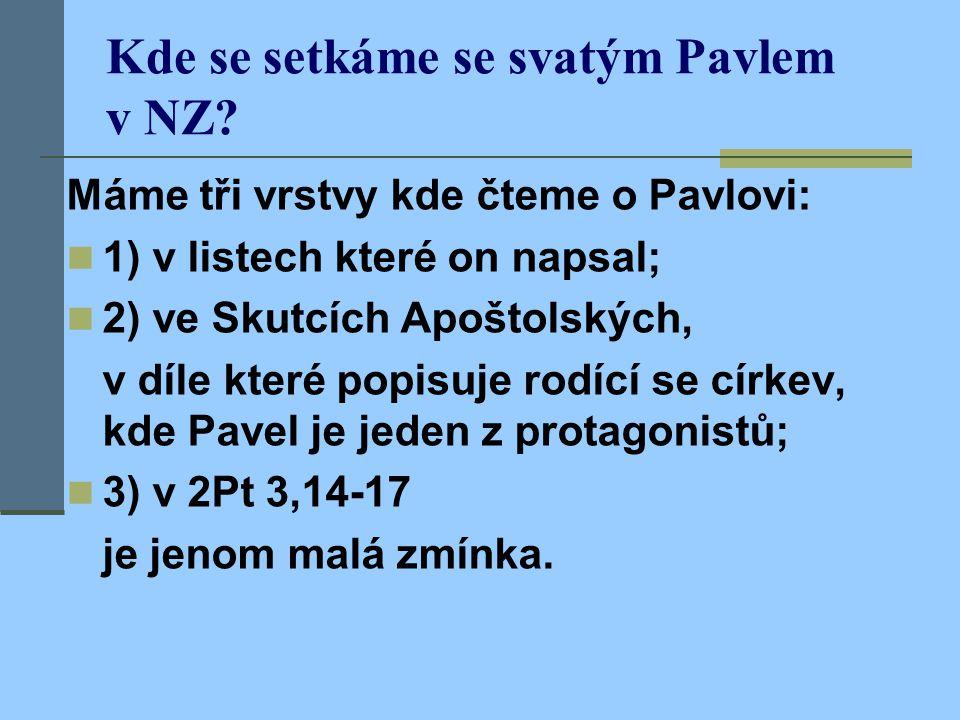 Apoštol Pavel
