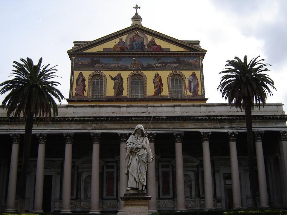 Apoštol Pavel v Římě: