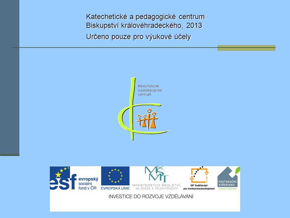 Tato powerpointová prezentace byla vytvořena pro realizaci kurzu M ETODIKA PRÁCE S B IBLÍ PRO DĚTI ŠKOLNÍHO VĚKU P-11 Název projektu: Doplňkové vzdělá