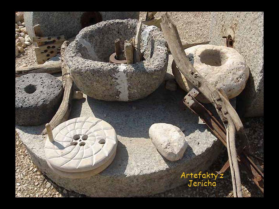 Artefakty z Jericha