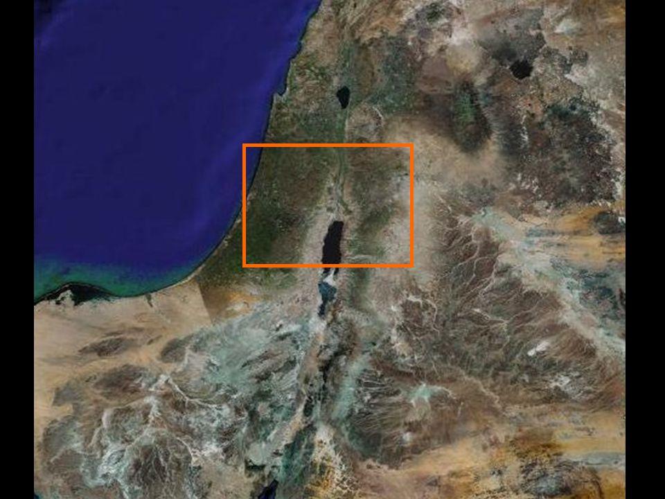 Kde  poblíž velmi vydatný vodní pramen  příznivé klima  nejníže uložené město – nadmořská výška Jericha = 204 metry pod mořskou hladinou