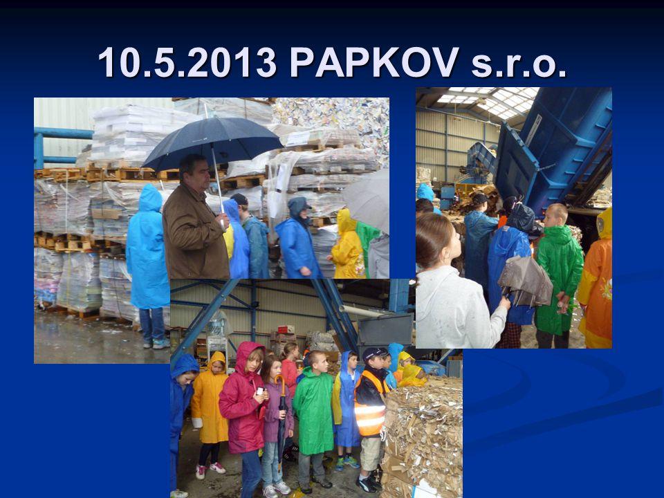 10.5.2013 PAPKOV s.r.o.