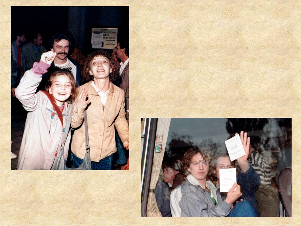 5. října na státních hranicích s NDR se prudce zvýšil tlak mimo hraniční přechody. V noci zadržely útvary Správy ochrany státních hranic v Ústí nad La