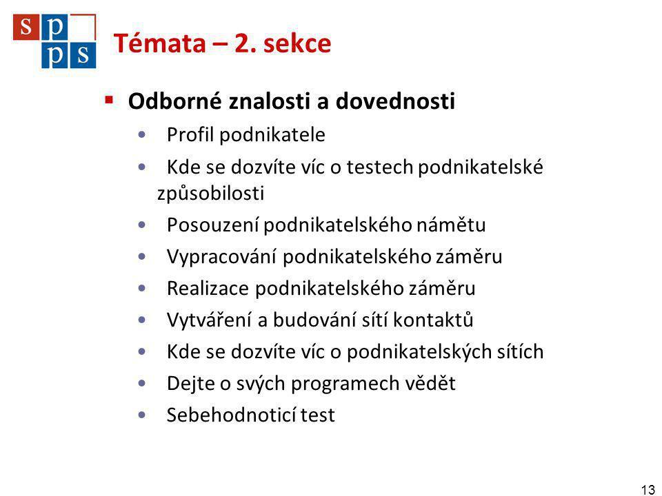 Témata – 2.