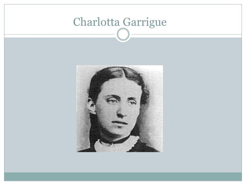 Charlotta Garrigue