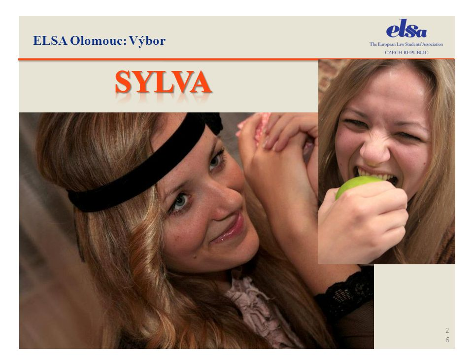 ELSA Olomouc: Výbor 26