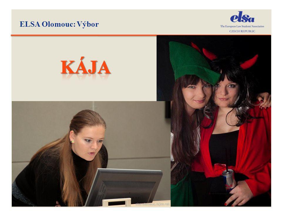 ELSA Olomouc: Výbor 28